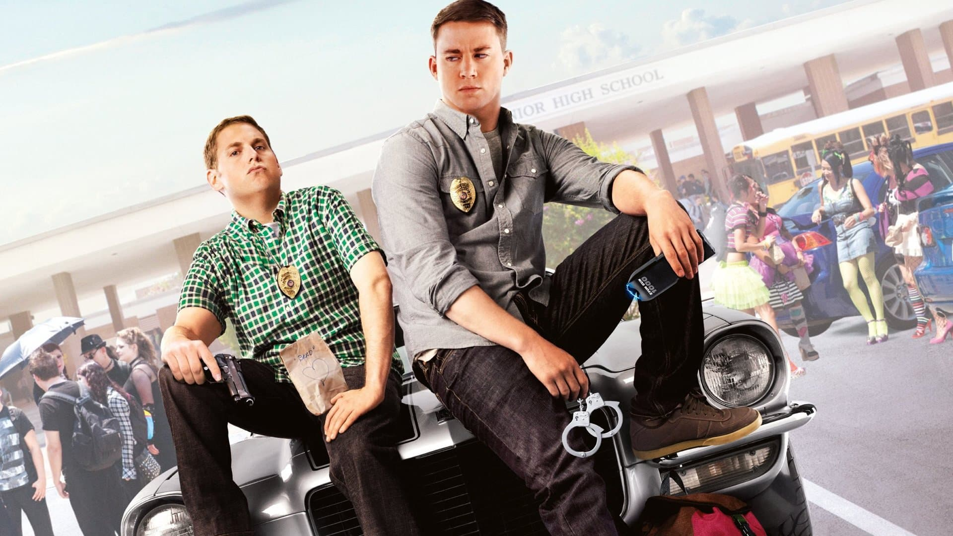 TIP na film: 21 Jump Street | Komédia o policajtoch v školskom prostredí