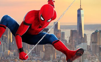 Video z natáčania Spider-Man: Far From Home
