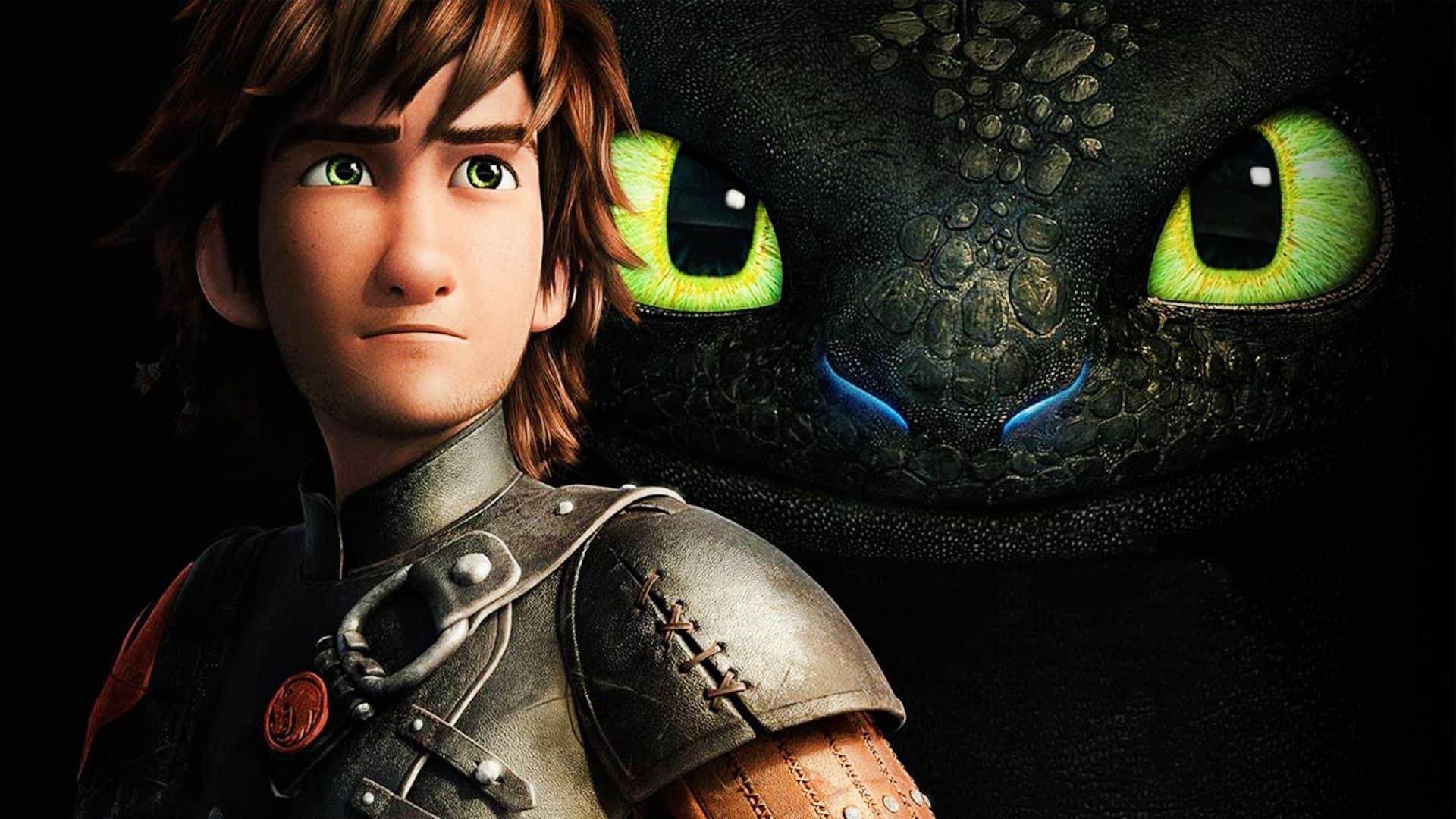 trailer na Ako si vycvičiť draka 3