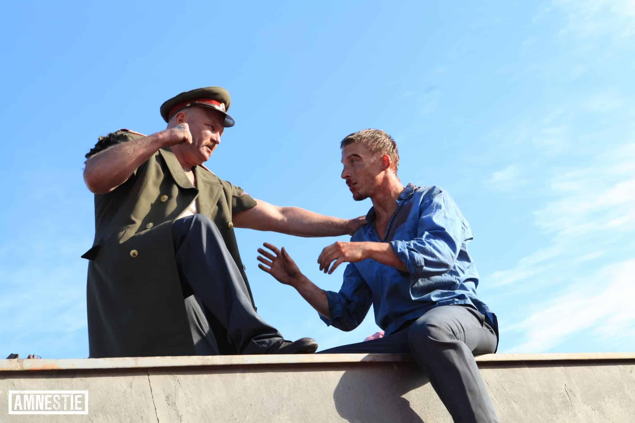 juraj bača slovenský film amnestie