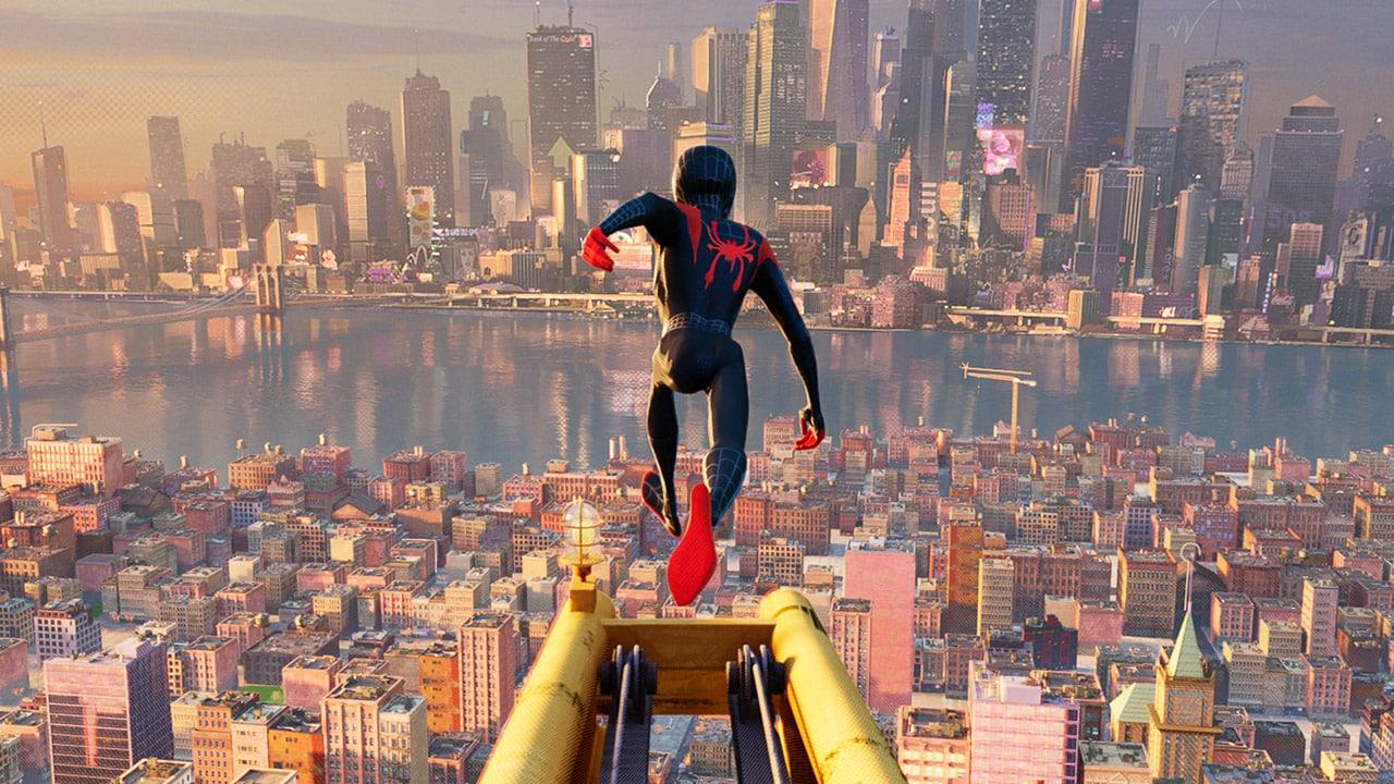 Spider-Man: Paralelné svety 2 produkcia