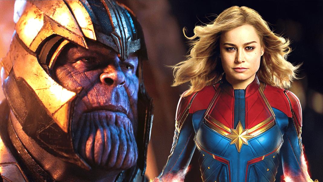 trailer na film Avengers 4