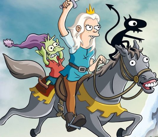 TIP na seriál: Disenchantment   Nový seriál od tvorcov Simpsonovcov