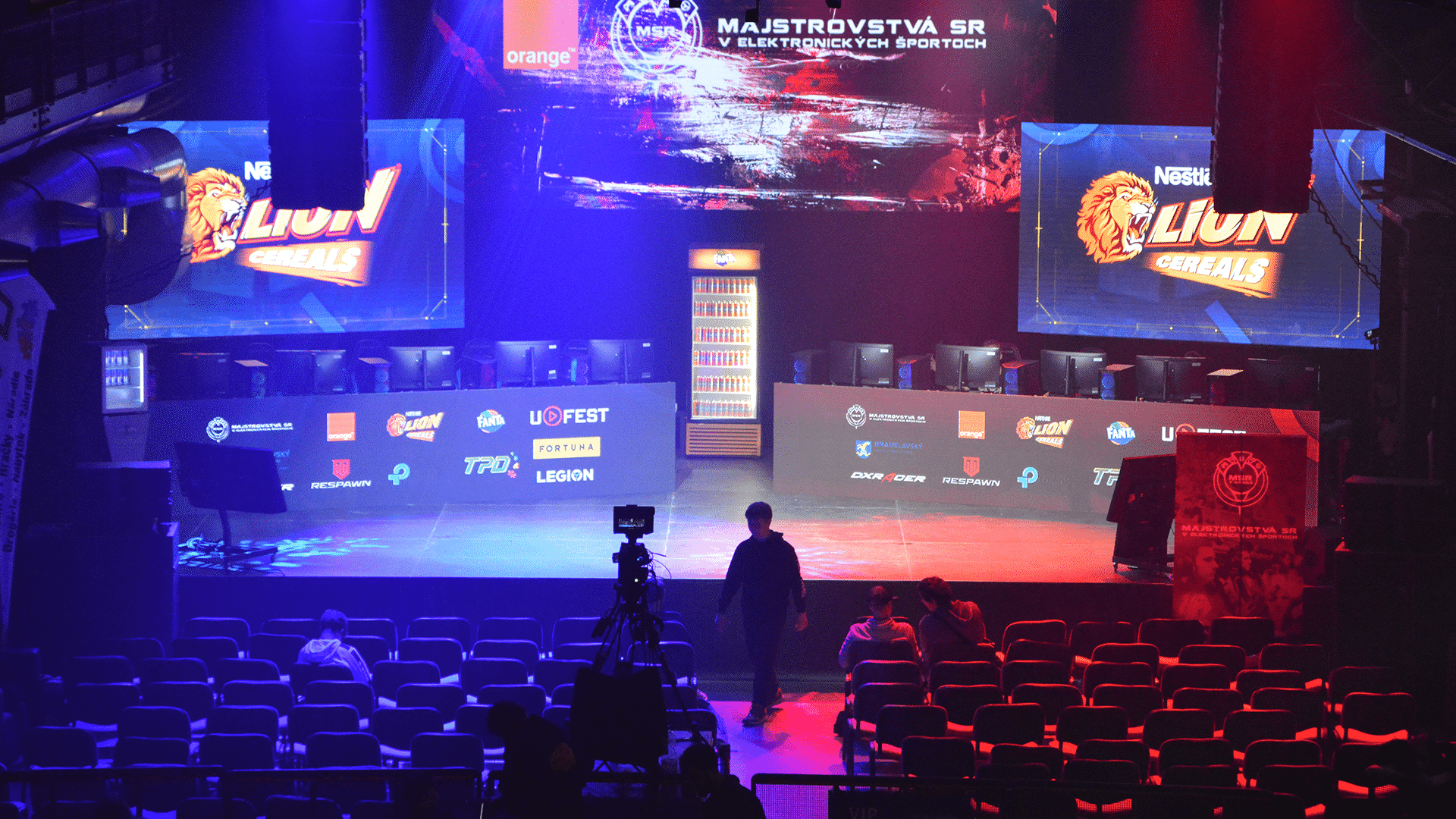 REPORTÁŽ: Orange MSR v e-sportoch 2018
