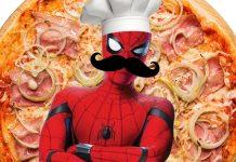 Spider-Man fotky z natáčania