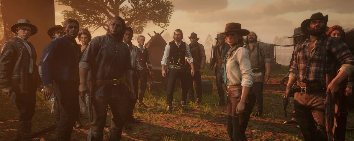 Red Dead Redemption 2 na PC