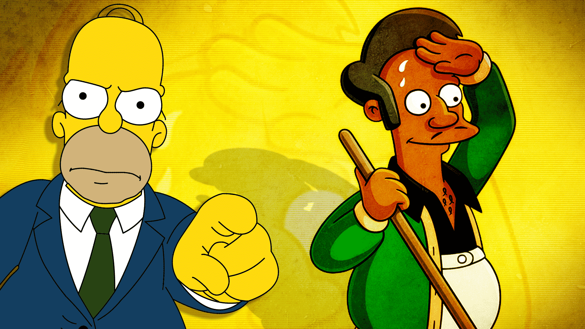 Apu zo Simpsonovcov