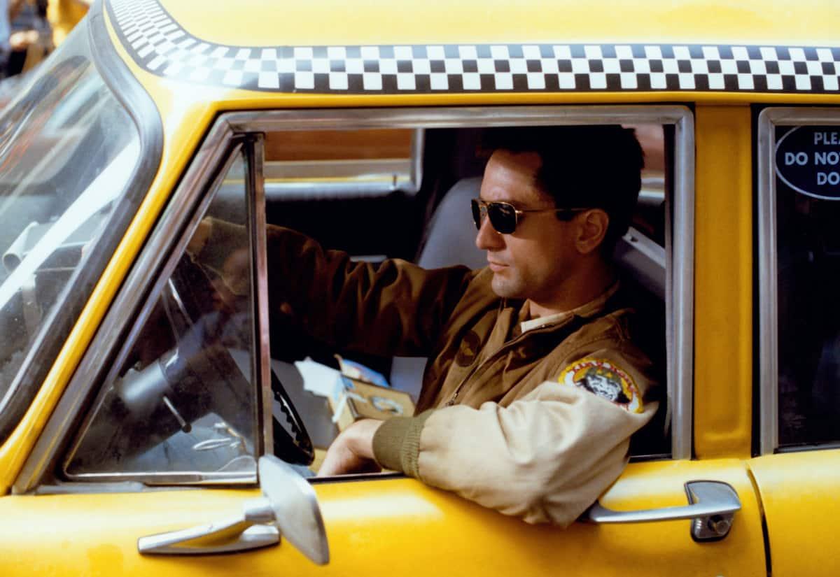taxi driver robert de niro