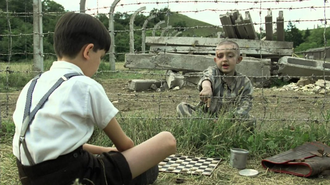 TIP na film: Chlapec v pruhovanom pyžame   Priateľstvo počas druhej svetovej vojny