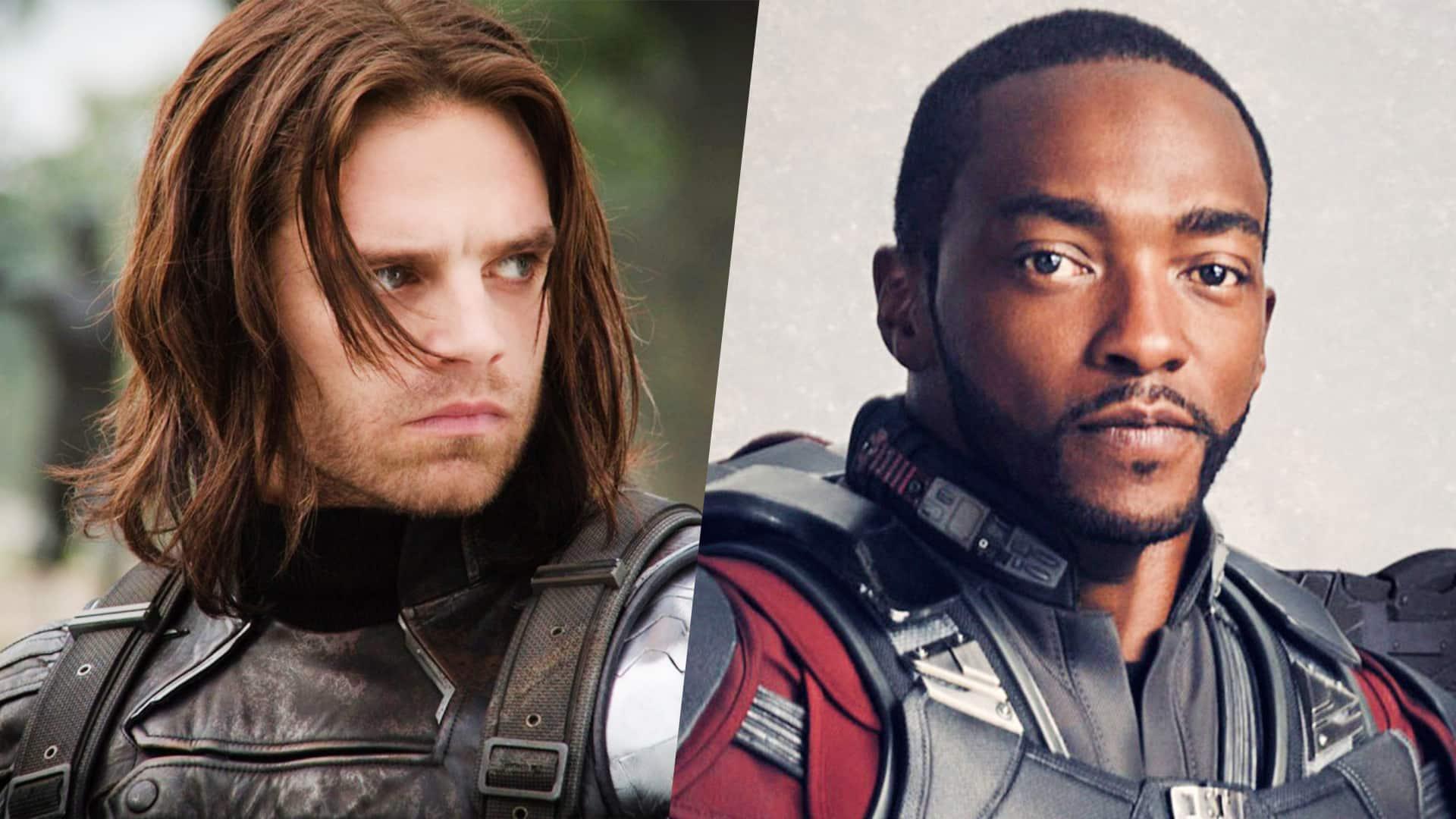 Marvel sa postará o spoločný Falcon a Bucky seriál!