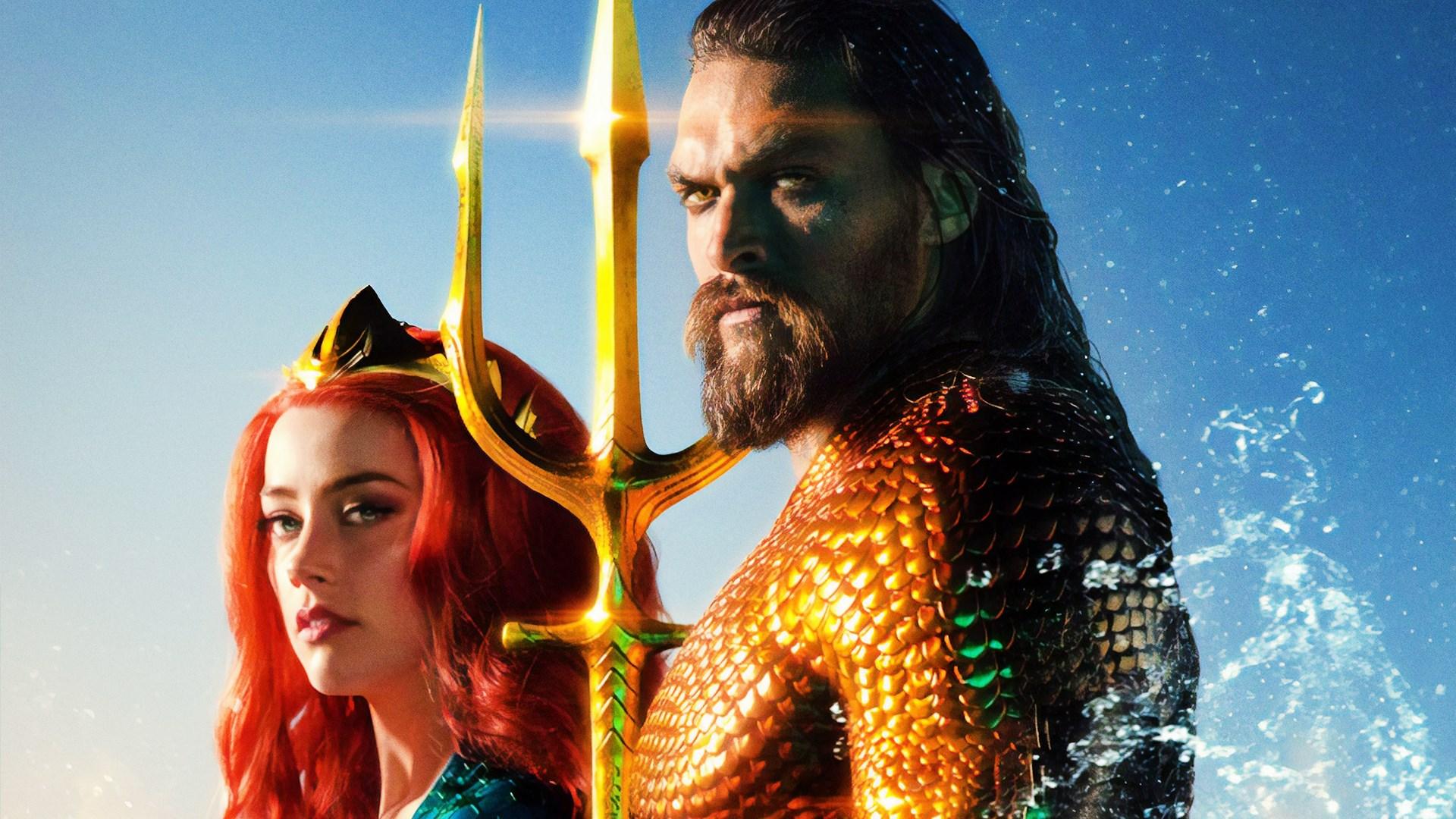 Aquaman recenzie