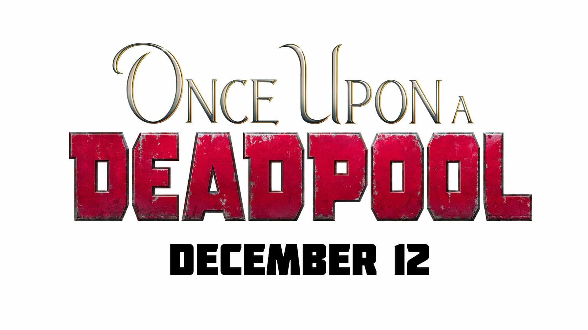 vianočný deadpool film