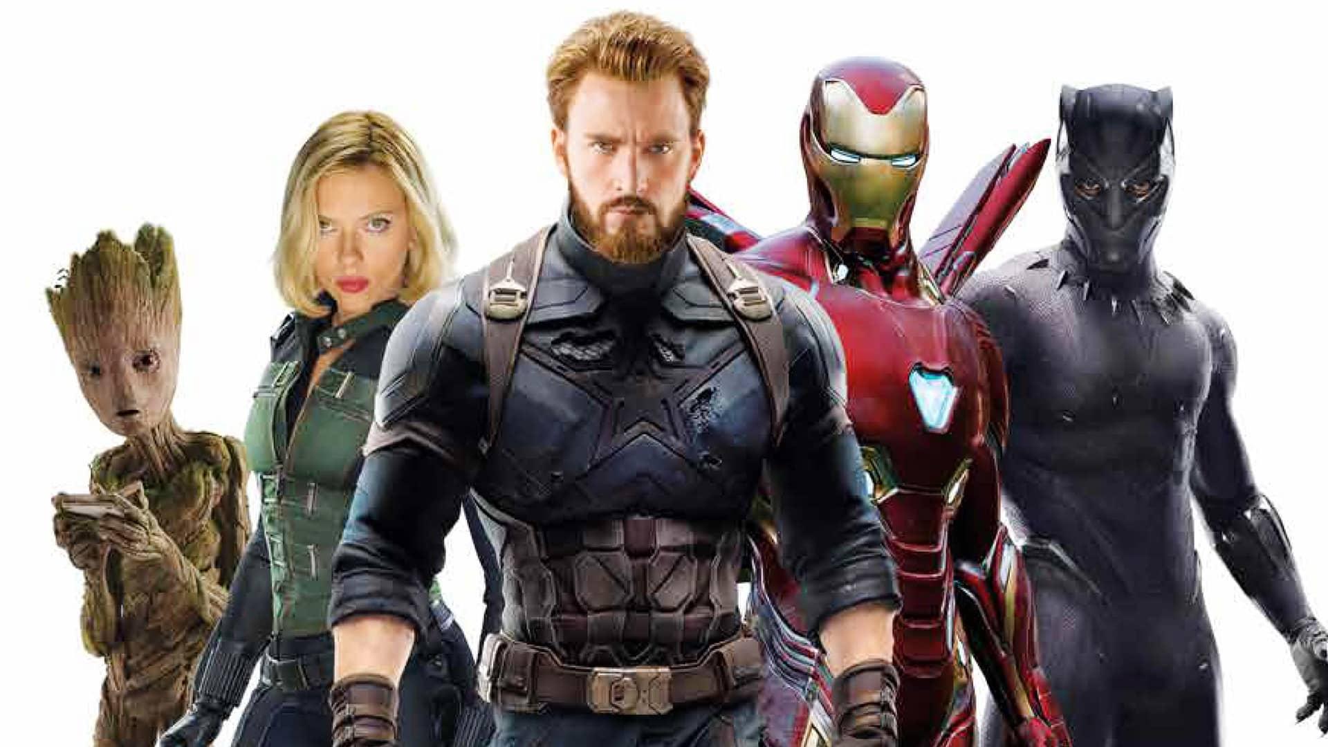 Avengers 4 dĺžka