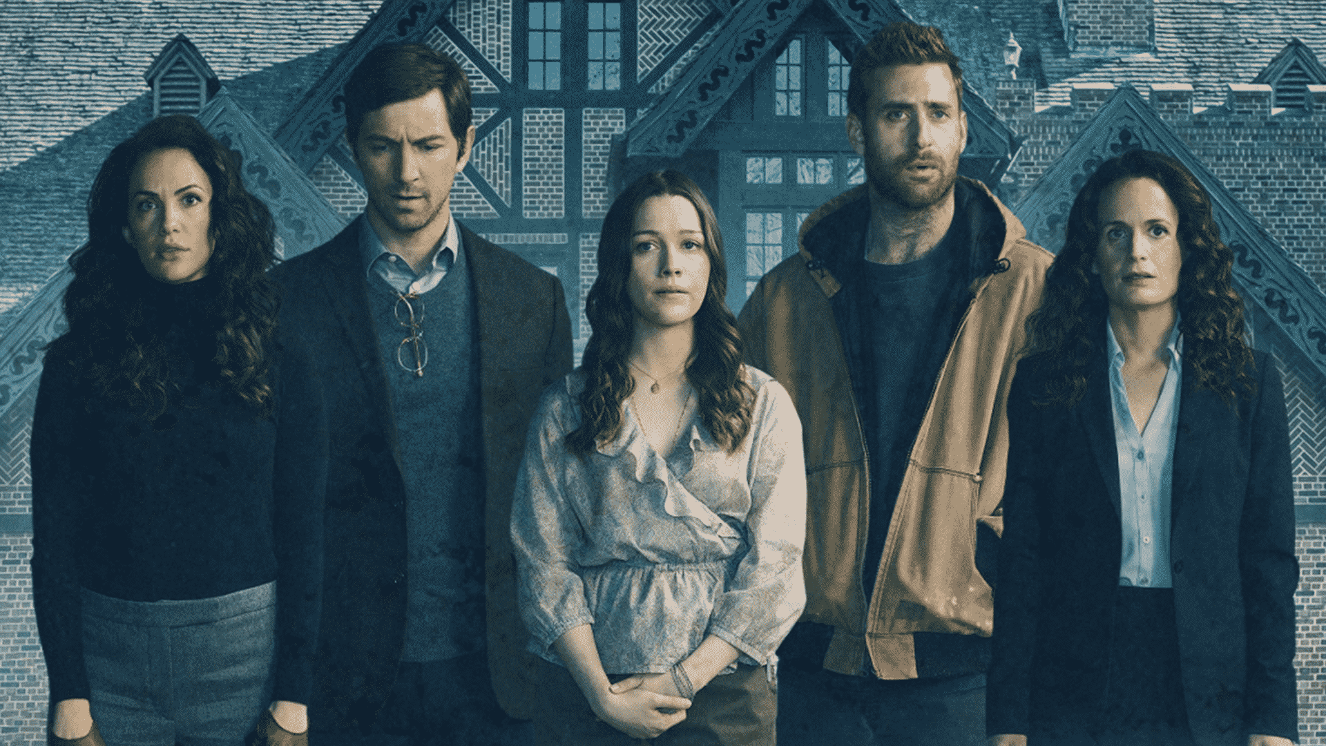 druhá séria seriálu haunting of hill house