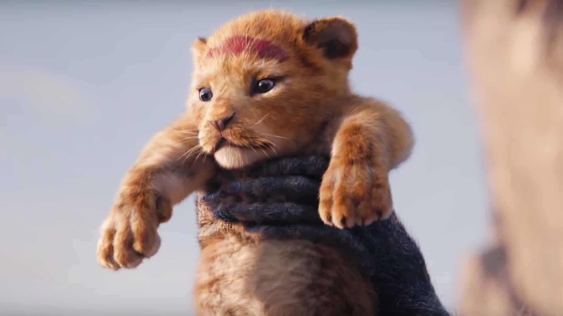 Leví kráľ trailer