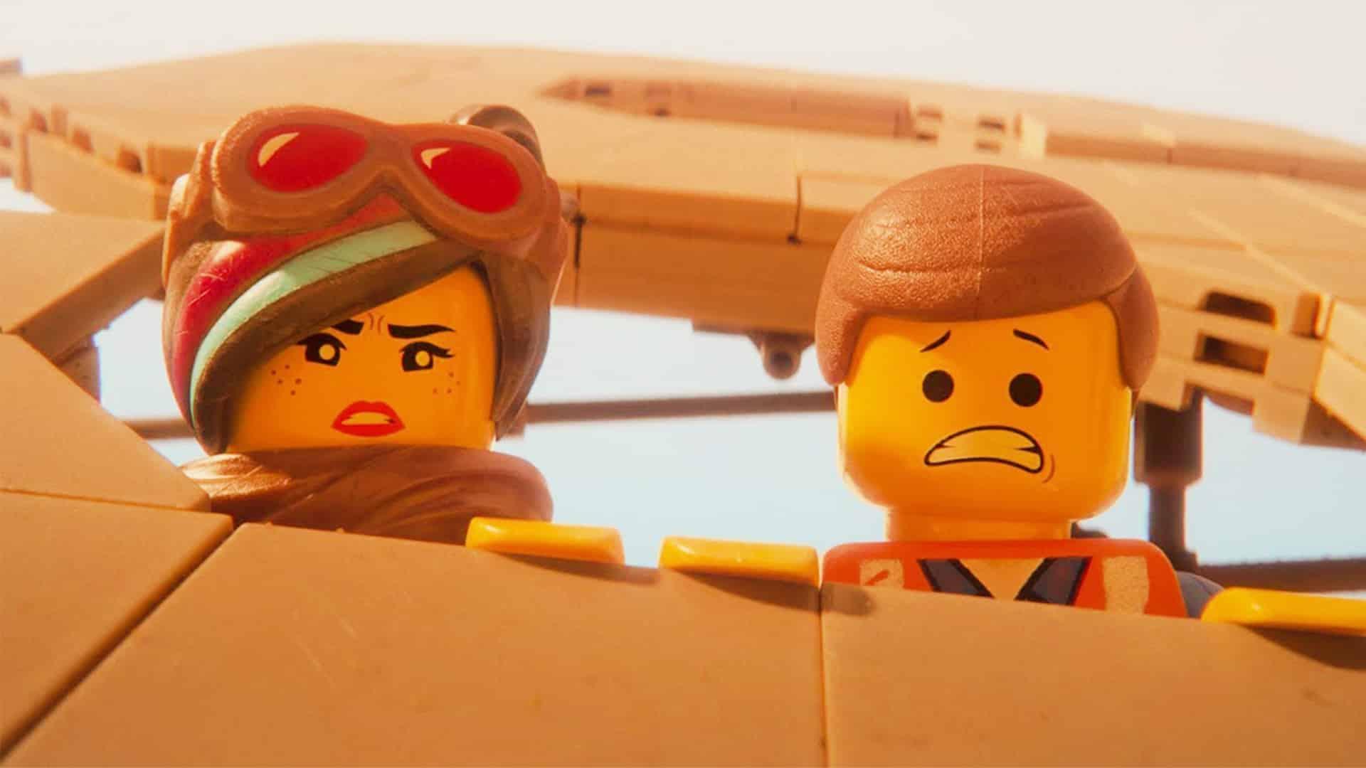 Lego príbeh 2 trailer
