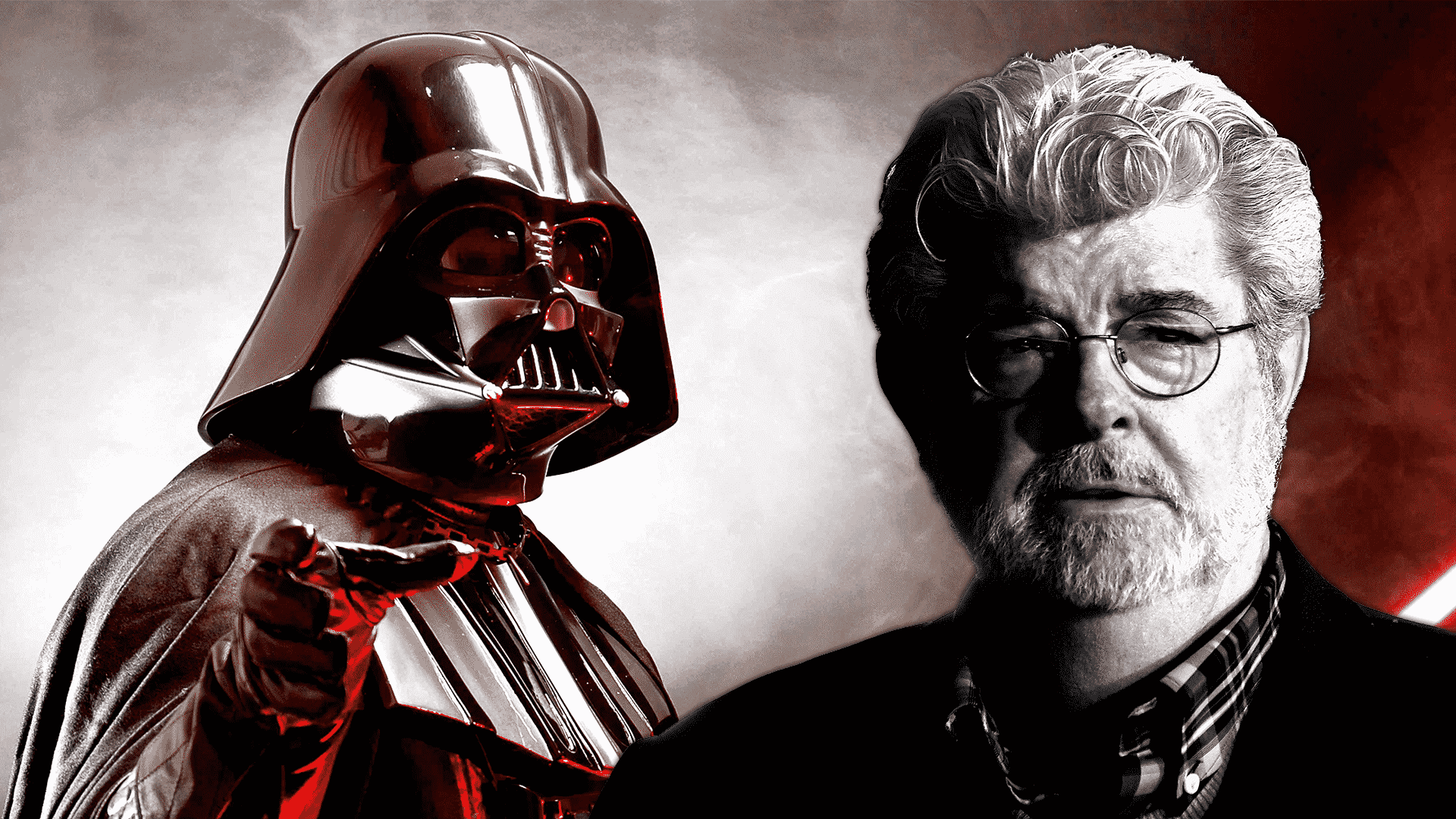 Ako vzniklo Star Wars george lucas darth vader