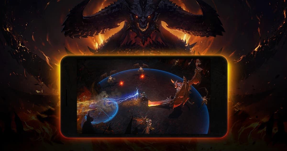 ohlásenie hry diablo immortal