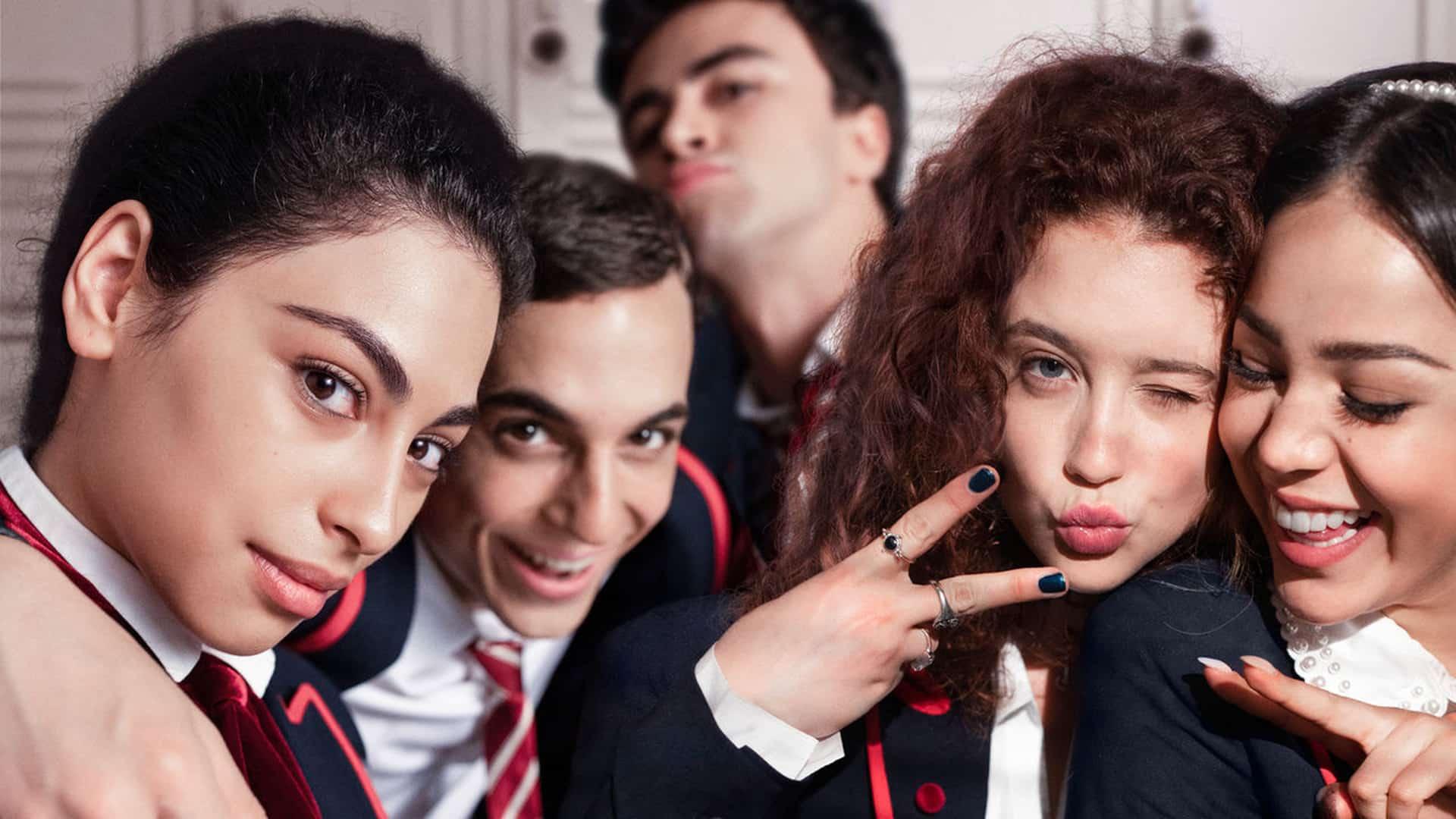 TIP na seriál: Elite | Španielsky seriál o všetkých problémoch teenagerov