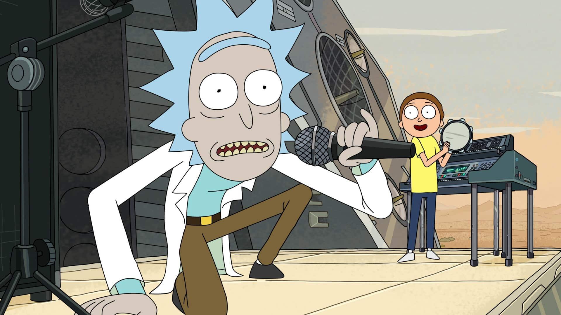 TOP 10 pesničiek z Ricka a Mortyho, ktoré musí každý milovať