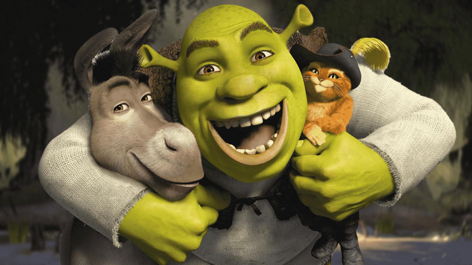 Animák Shrek