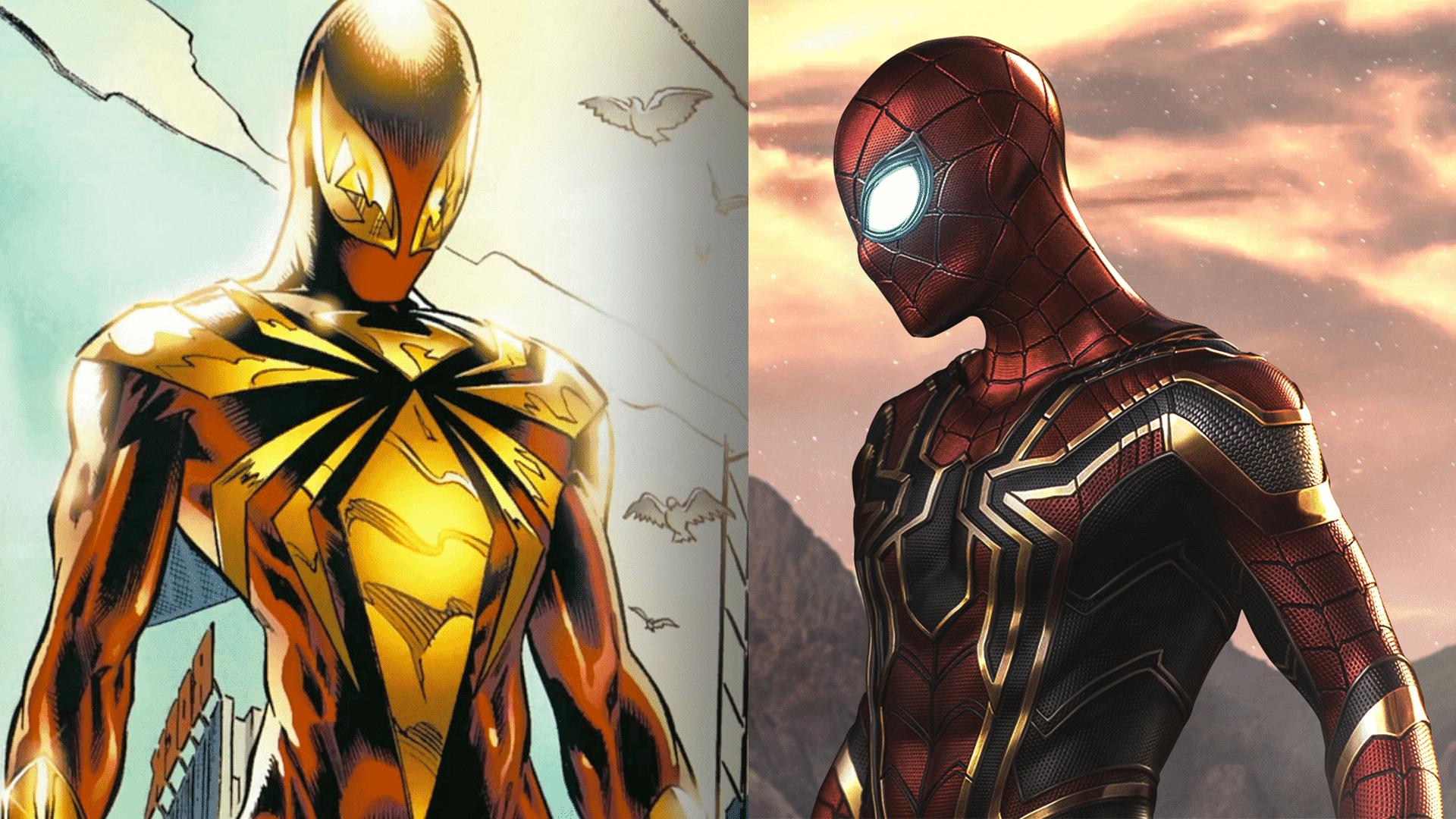 Spider-Manov oblek