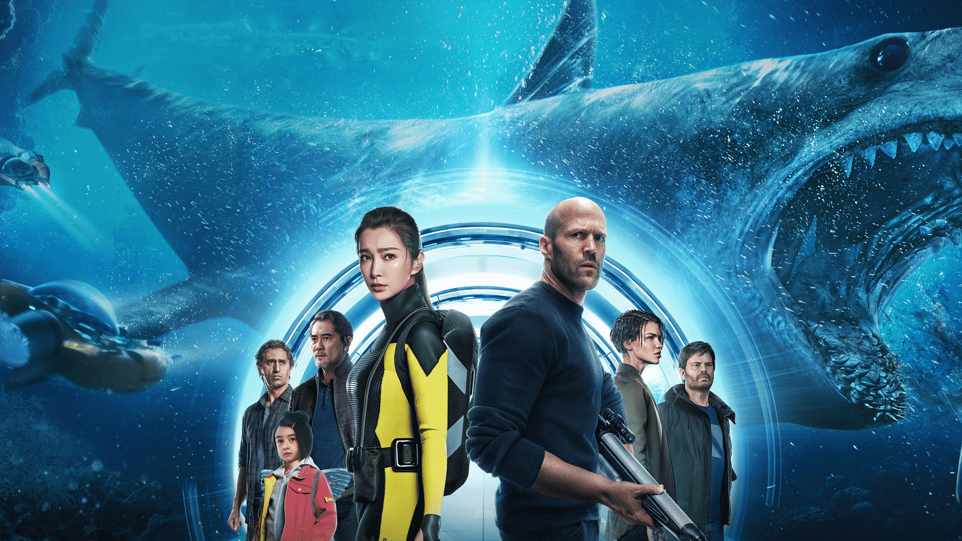 film the meg 2