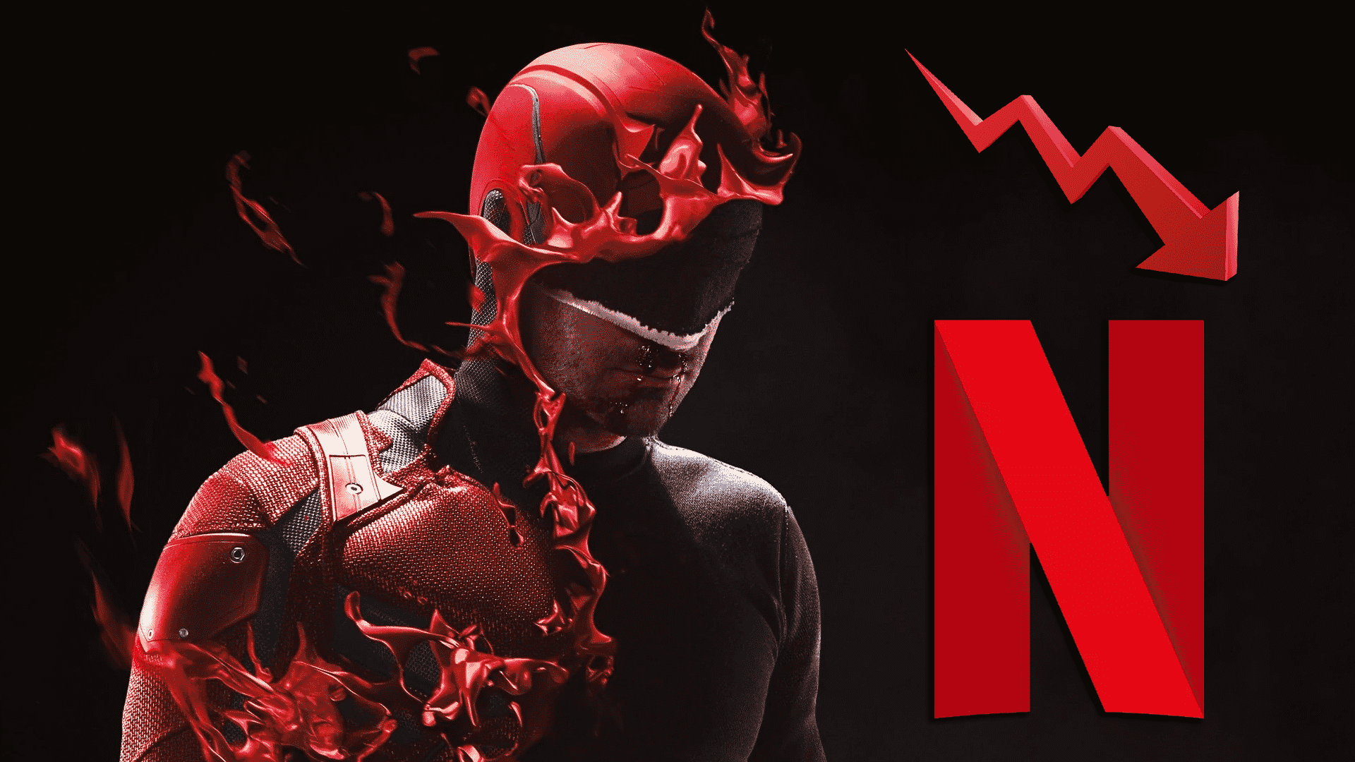 Marvel seriály od Netflixu
