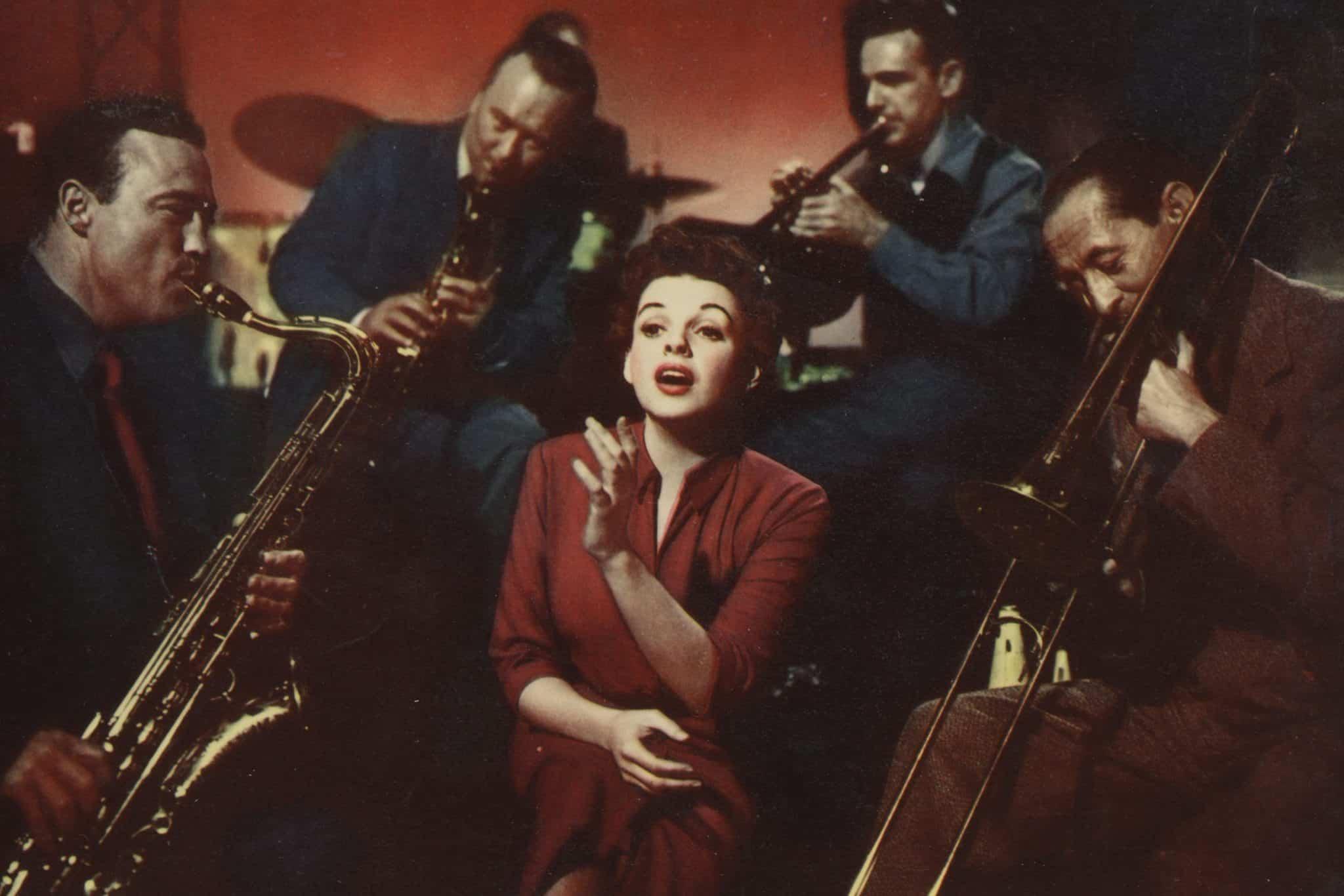 Judy Garland bola v rovnomennom filme rovnako stará ako Gaga