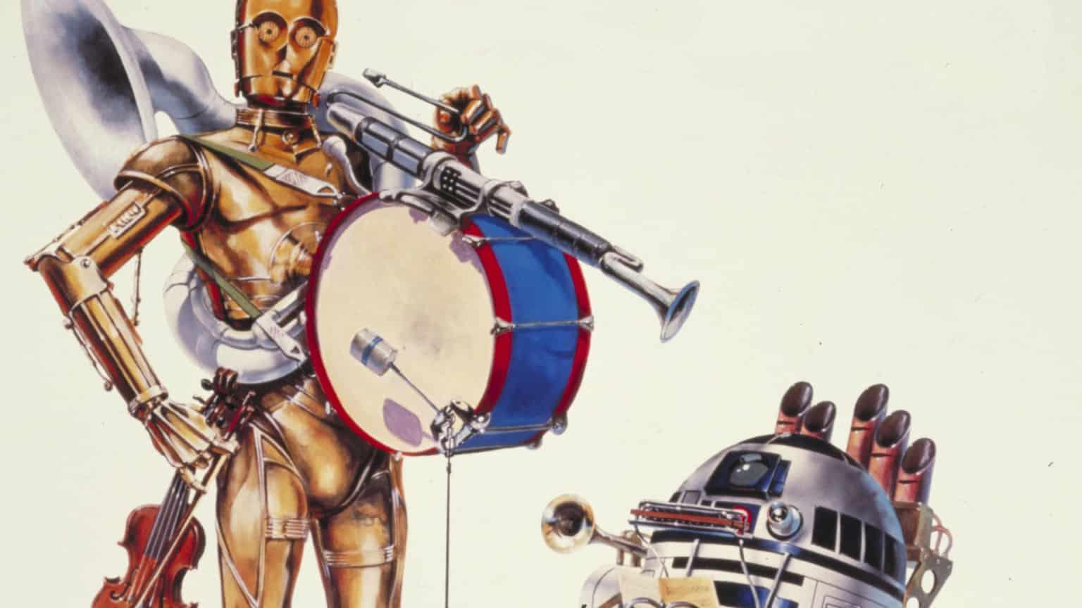 Ako vzniklo Star Wars