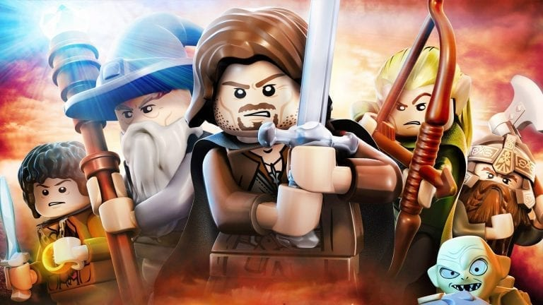 LEGO The Lord of the Rings ZADARMO