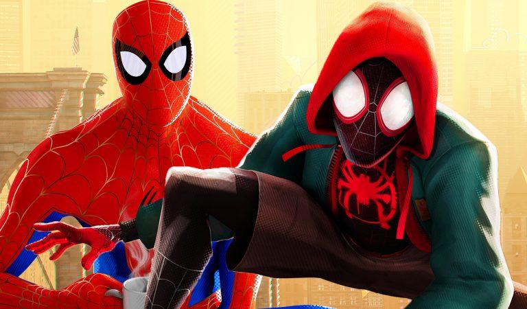 Čo mala znamenať potitulková scéna filmu Spider-Man: Paralelné svety?