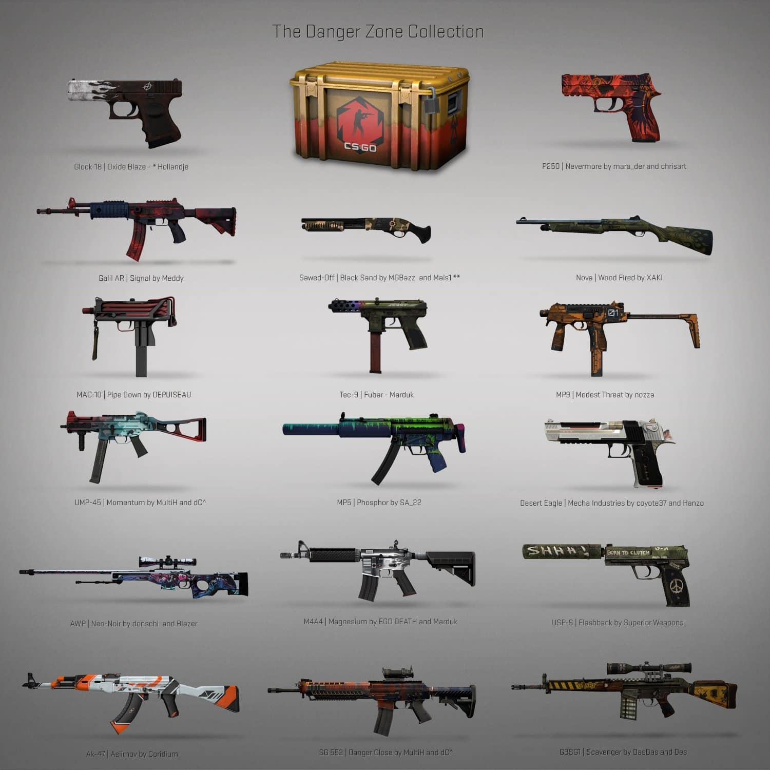 CS:GO Battle Royale
