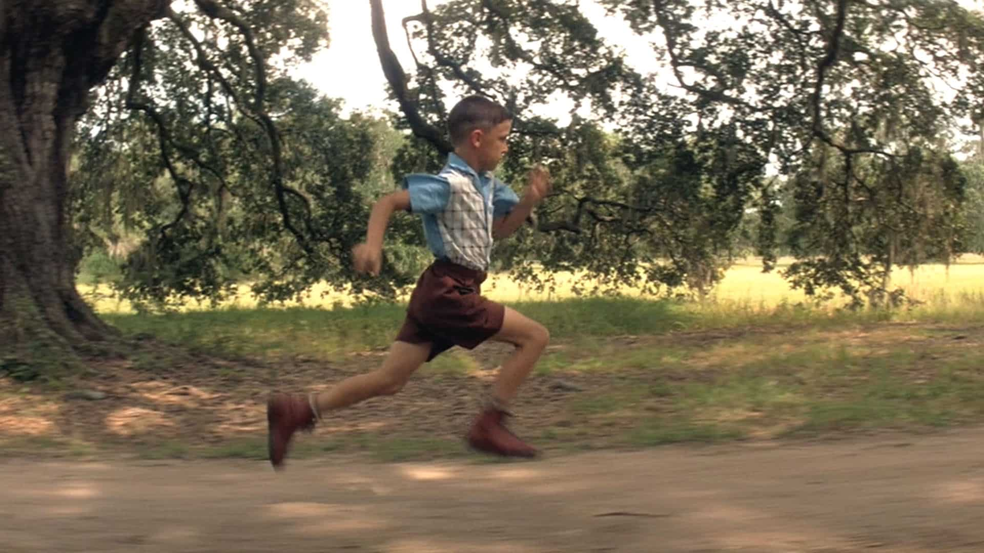 Forrest Gump - Run Forrest Run