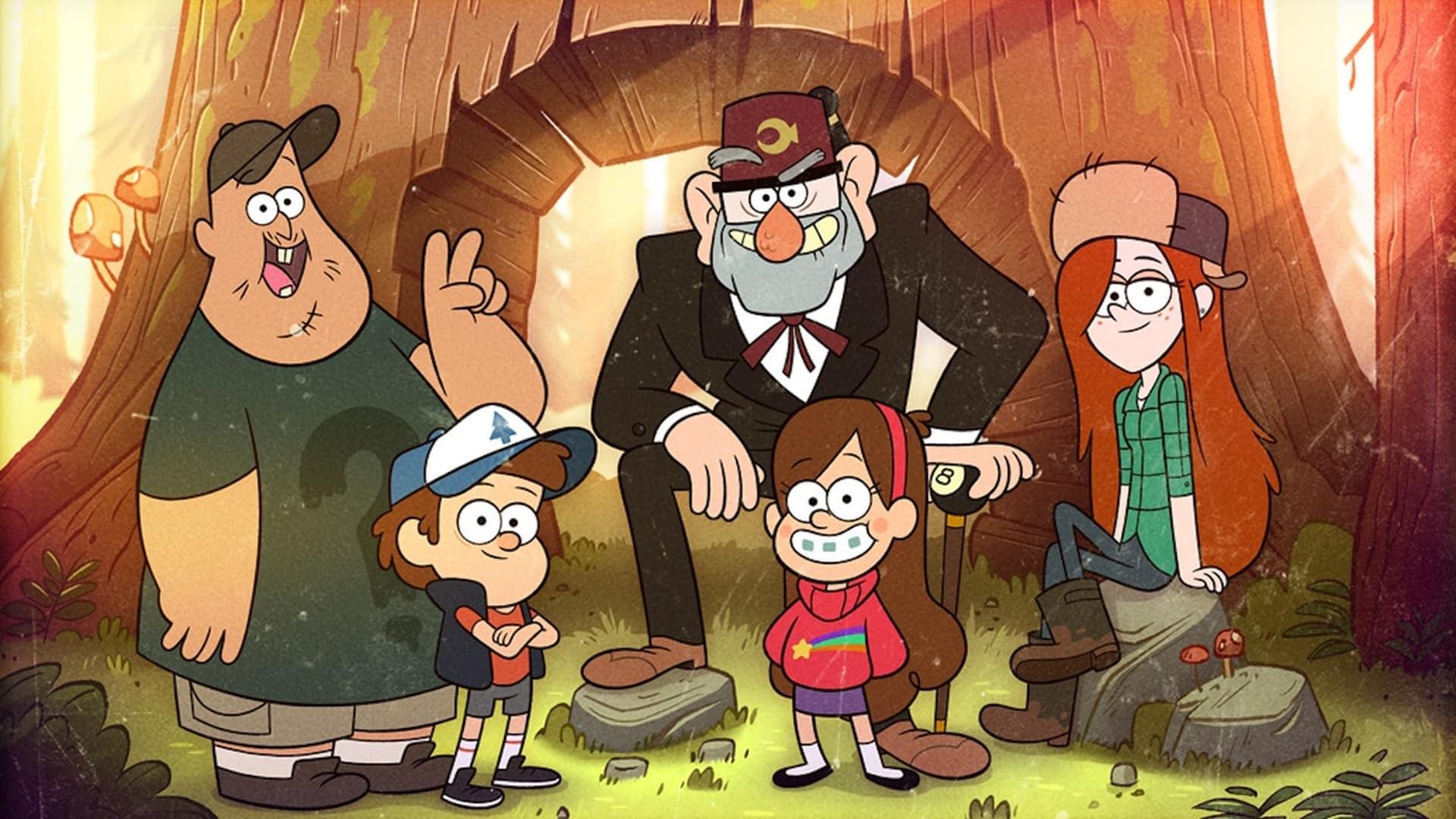 TIP na seriál: Gravity Falls | Príbeh o dvojčatách, ktoré riešia samé záhady