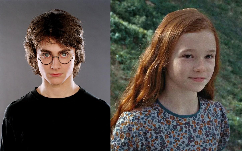 Harry a Lili