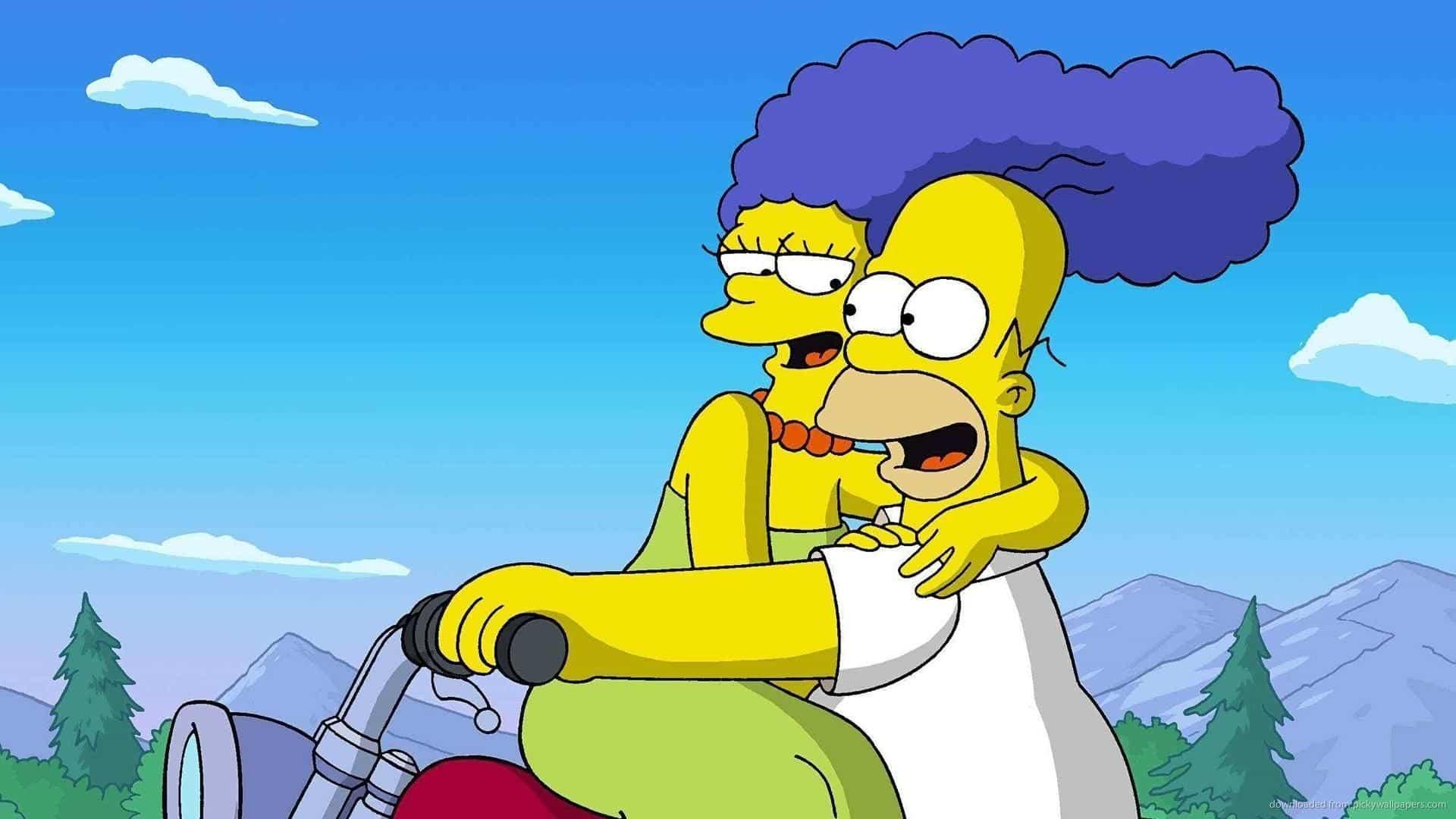TOP 10 momentov, keď sa Marge mala s Homerom rozviesť!