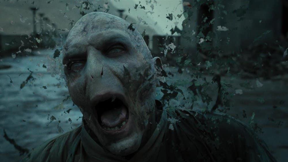 Voldemortova smrť