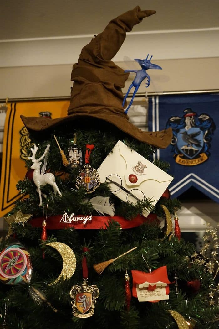 Harry Potter stromček