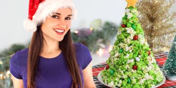 Recepty na vianočné pochúťky ku filmom