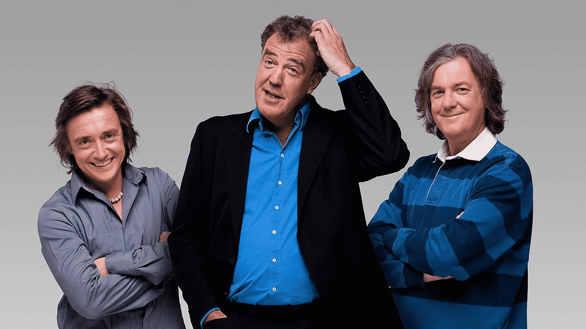 Clarkson, Hammond a May