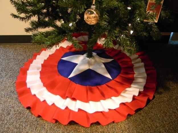 Kapitán Amerika koberec