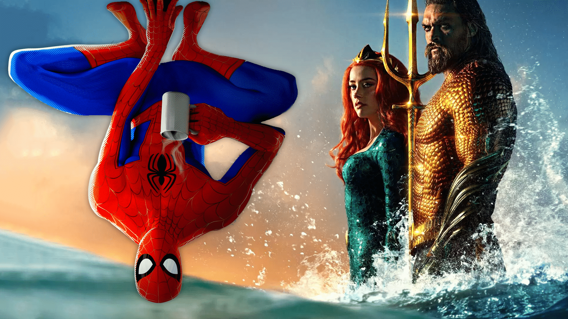 Spider-Man animák vs. DC film!