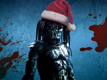 vianočný predátor