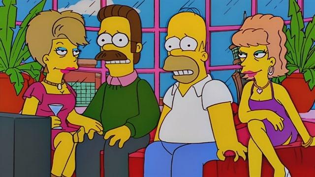 Homer a druhá žena