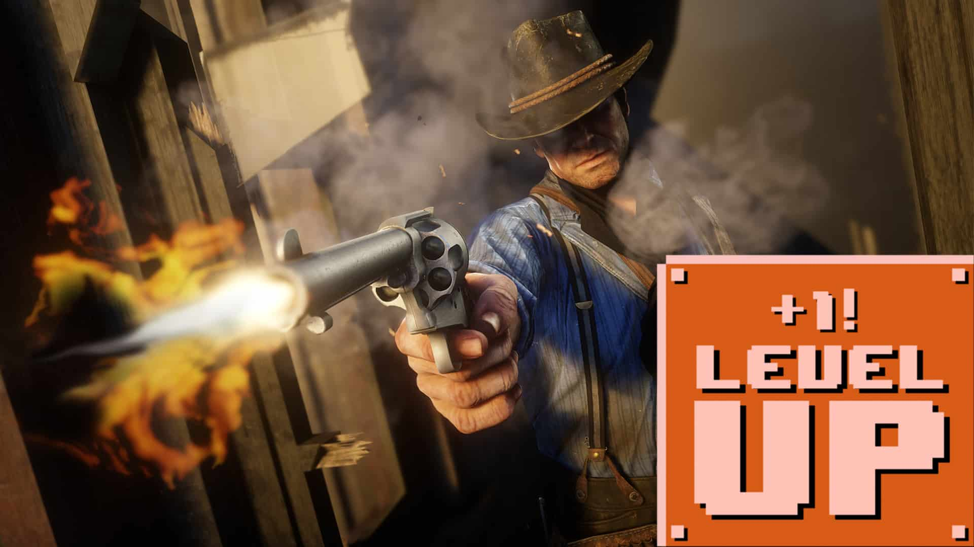 levely v Red Dead Redemption 2