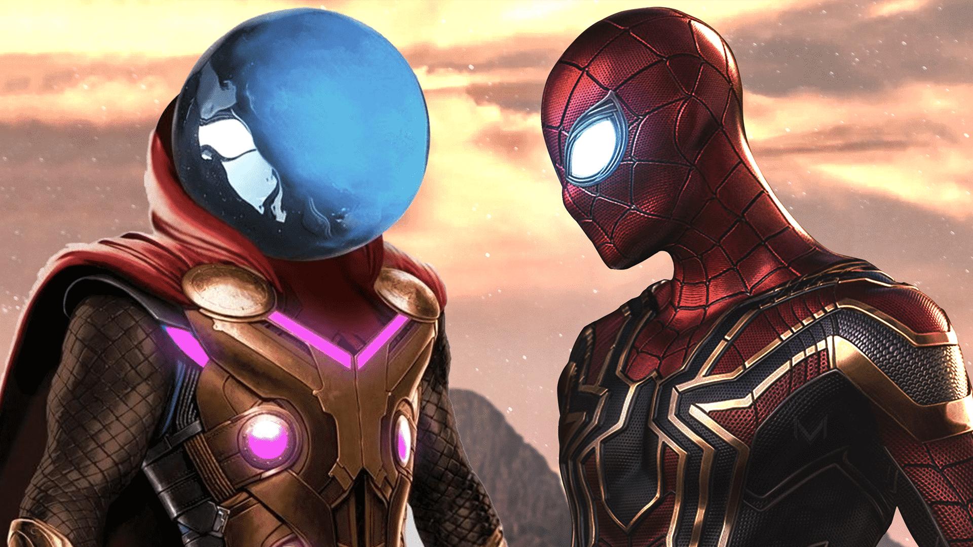 Trailer na Spider-Man: Ďaleko od domova