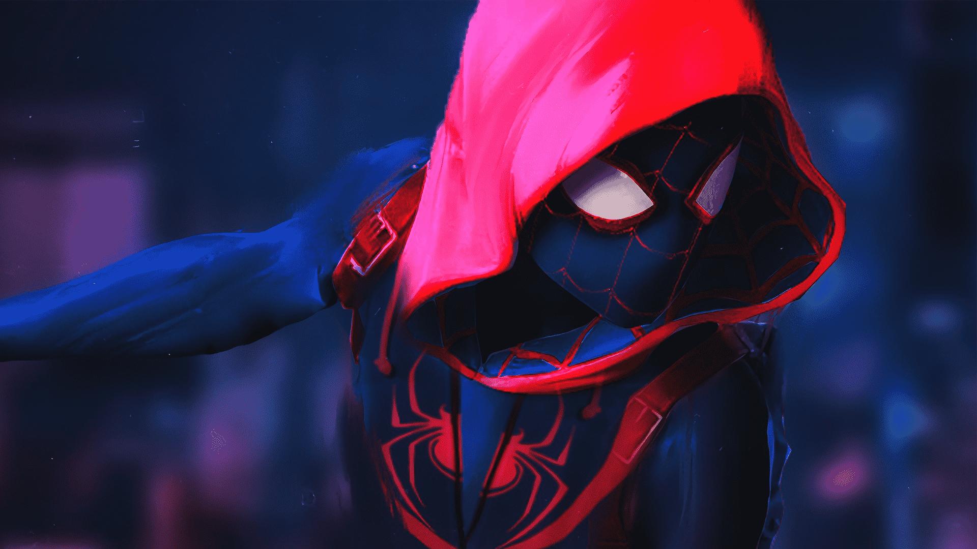 Spider-Man: Paralelné svety RECENZIA