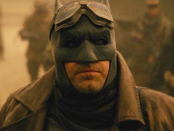 ben affleck končí ako batman