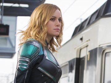 TV spoty k filmu Captain Marvel